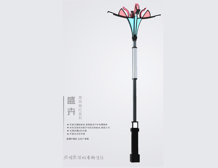 LED Landscape lamp-Shenghui